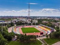 "улица Чапаева, дом 17. стадион ""Олимпийский"""