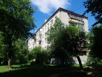 Чебоксары, улица Анисимова, дом 4. многоквартирный дом