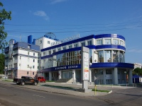 """улица Нижегородская, дом 4. Бизнес-центр """"Нижегородец"""""""