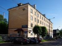 Чебоксары, улица Николая Ильбекова, дом 3. многоквартирный дом
