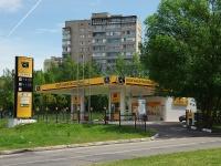 """улица Цивильская, дом 2А. автозаправочная станция """"Волганефтьхолдинг"""""""
