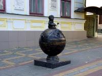 Чебоксары, улица Плеханова. памятник Маленькому принцу