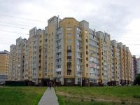 Чебоксары, Олега Волкова бульвар, дом 3. многоквартирный дом