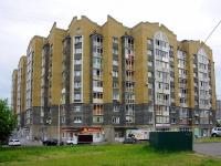 Чебоксары, Олега Волкова бульвар, дом 5. многоквартирный дом