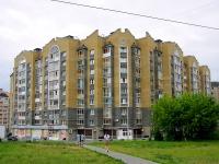 Чебоксары, Олега Волкова бульвар, дом 6. многоквартирный дом