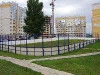 , st Yarmarochnaya. sports ground