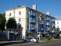 Чебоксары, улица Дзержинского, дом 16. многоквартирный дом