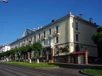 Чебоксары, улица Дзержинского, дом 31. офисное здание
