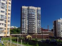 Чебоксары, улица Герцена, дом 12 к.1. многоквартирный дом
