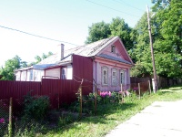 Чебоксары, улица Герцена, дом 49. индивидуальный дом