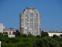 Чебоксары, улица Аркадия Гайдара, дом 5. многоквартирный дом