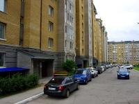 Чебоксары, улица Базарная, дом 5. многоквартирный дом