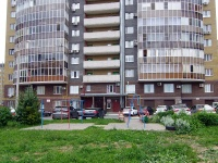 , Bazarnaya st, house 10. Apartment house