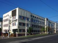 Чебоксары, улица Композиторов Воробьёвых, дом 16. офисное здание