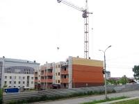 Чебоксары, улица Тукташа, дом 56/СТР. строящееся здание