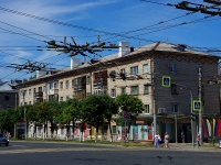 Чебоксары, улица Юрия Гагарина, дом 5. многоквартирный дом