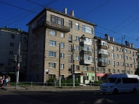 Чебоксары, улица Юрия Гагарина, дом 10. многоквартирный дом