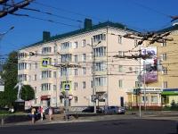Чебоксары, улица Юрия Гагарина, дом 12. многоквартирный дом