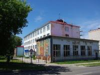 Чебоксары, улица Юрия Гагарина, дом 15А. техникум Чебоксарский техникум технологии питания и коммерции