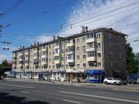 Чебоксары, улица Юрия Гагарина, дом 17. многоквартирный дом