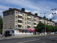 Чебоксары, улица Юрия Гагарина, дом 19. многоквартирный дом