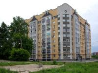 Чебоксары, улица Николая Смирнова, дом 6. многоквартирный дом