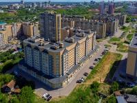 Чебоксары, улица Николая Смирнова, дом 7. многоквартирный дом