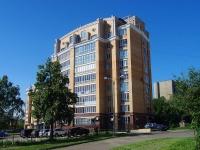 Чебоксары, улица Водопроводная, дом 11. многоквартирный дом