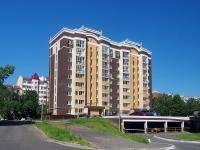 Чебоксары, улица Водопроводная, дом 13. многоквартирный дом