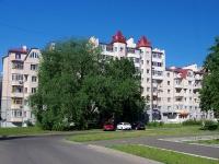 Чебоксары, улица Водопроводная, дом 20. многоквартирный дом