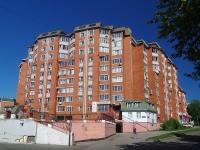 Чебоксары, улица Водопроводная, дом 22. многоквартирный дом