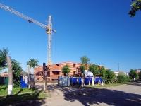 Чебоксары, улица Водопроводная, дом 12А/СТР. строящееся здание