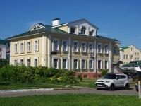 Чебоксары, улица Михаила Сеспеля, дом 8. музей Михаила Сеспеля
