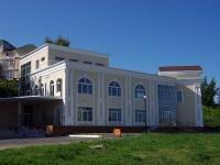 Чебоксары, улица Михаила Сеспеля, дом 11. офисное здание