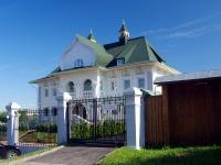 """Чебоксары, улица Михаила Сеспеля, дом 17. Бутик-отель """"Manor House"""""""