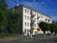 Чебоксары, улица Ленинградская, дом 14. многоквартирный дом