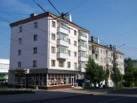 Чебоксары, улица Ленинградская, дом 16. многоквартирный дом