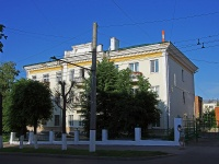 Чебоксары, улица Ленинградская, дом 21. многоквартирный дом