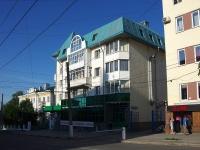 Чебоксары, улица Ленинградская, дом 23. многоквартирный дом