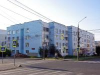 Чебоксары, улица Ленинградская, дом 26. многоквартирный дом