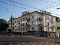 Чебоксары, улица Ленинградская, дом 28. многоквартирный дом