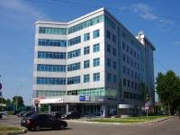 Чебоксары, улица Ленинградская, дом 36. офисное здание