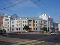 Чебоксары, улица Карла Маркса, дом 22. офисное здание