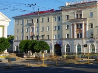 Чебоксары, улица Карла Маркса, дом 31А. многоквартирный дом
