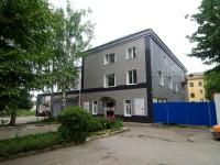 Чебоксары, улица Карла Маркса, дом 37А. офисное здание