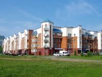 Чебоксары, улица Ярославская, дом 17. многоквартирный дом