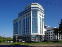 Чебоксары, улица Ярославская, дом 27. офисное здание