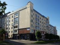 Чебоксары, улица Ярославская, дом 30. многоквартирный дом