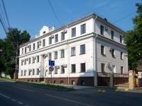 Чебоксары, улица Ярославская, дом 32. офисное здание