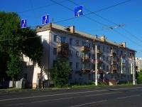 Чебоксары, улица Ярославская, дом 34. многоквартирный дом